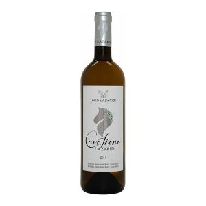 Cavalieri Λευκός   ΠΓΕ Αγορά Ξηρός Ασύρτικο Sauvignon Blanc Ugni Blanc (2018) 750ml   Nico Lazaridi