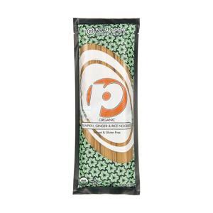 Organic Pumpkin Ginger and Brown Rice Noodles 250g | Gluten Free Lactose Free No Added Sugar | King Soba