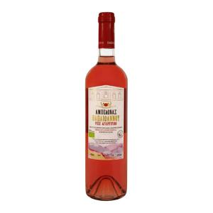 Vineyards Papaioannou Agiorgitiko Rose | PGI Corinthia Dry Wine (2019) 750ml | Vineyards Papaioannou