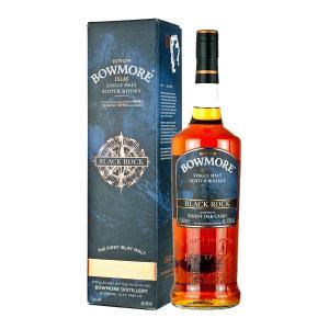 Bowmore Black Rock 1L | Islay Single Malt Scotch Whisky | Bowmore
