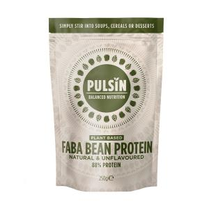 Faba Bean Protein 250g | Vegan Lactose Free No Added Sugar  | Pulsin