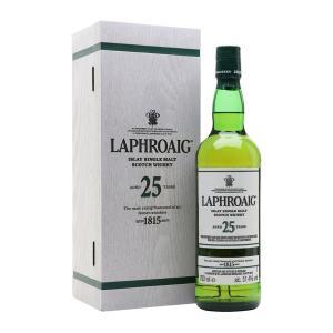 Laphroaig 25 Year Old 700ml   Islay Single Malt Scotch Whisky   Laphroaig