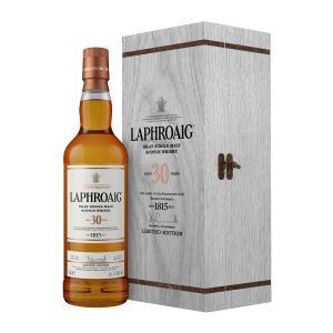 Laphroaig 30 Year Old 700ml   Islay Single Malt Scotch Whisky   Laphroaig