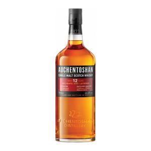 Auchentoshan 12 Year Old 700ml | Triple Distilled Lowland Single Malt Scotch Whisky | Auchentoshan