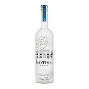 Belvedere Vodka 1L | Super Premium Polish Vodka | Belvedere