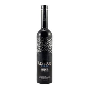Belvedere Vodka Intense 1L | Super Premium Polish Vodka | Belvedere