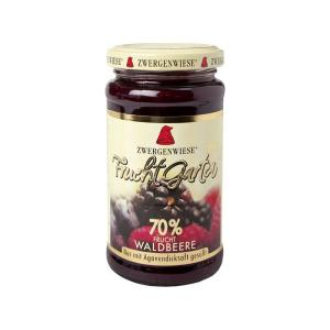 Organic Wild Berries Spread 225g | Vegan No Added Sugar Gluten Free Lactose Free | Zwergenwiese