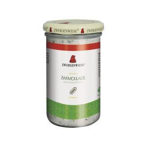 Organic Vegan Herb Cream with Pickles 230ml | Gluten Free Lactose Free | Zwergenwiese