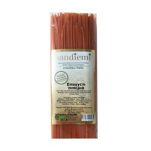 Organic Chili Pepper Spaghetti 500g | Lactose Free No Added Sugar | SandieMi