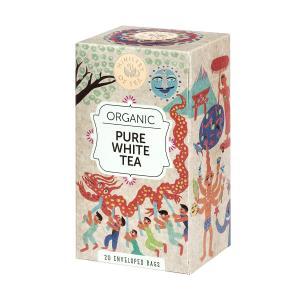 Organic Pure White Tea 20 bags 35g | Ministry of Tea