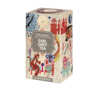 Organic Earl Grey Tea 25 bags 50g | Ministry of Tea