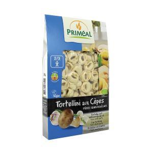 Organic Tortellini with Porcini Mushrooms 250g | Vegan, Lactose Free Pasta | Primeal