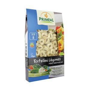 Organic Tortellini with Vegetables 250g | Vegan Lactose Free Pasta | Primeal