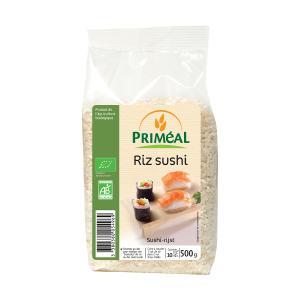 Organic Sushi Rice 500g | Vegan Lactose Free | Primeal
