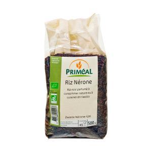 Organic Black Rice Nerone 500g | Vegan Lactose Free | Primeal