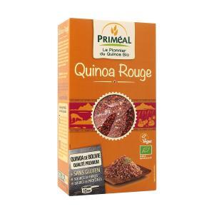 Red Quinoa 500g | Organic Vegan Lactose Free Vegeterian | Primeal