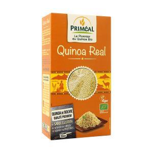 Quinoa Real 500g  |  Organic Vegan Lactose Free Vegeterian | Primeal
