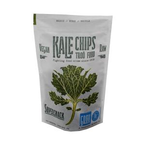 Kale Chips Greek 35g | Organic Snack Raw Lactose Free Vegan | Troofood