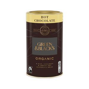 Organic Hot Chocolate 300g | Green and Blacks