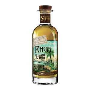 La Maison du Rhum Trinidad et Tobago Batch No3 700ml | Distillery Trinidad Distillers Limited - La Maison du Rhum