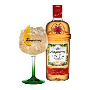 Tanqueray Flor de Sevilla Gin 700ml   Scottish Gin   Tanqueray