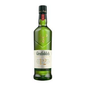 Glenfiddich 12 Year Old 700ml | Single Malt Scotch Whisky | Glenfiddich