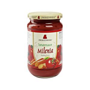 Σάλτσα Ντομάτας με Καρότα 330ml | Έτοιμη Βιολογική Σάλτσα Χωρίς Γλουτένη Χωρίς Ζάχαρη Χωρίς Λακτόζη Vegan | Zwergenwiese