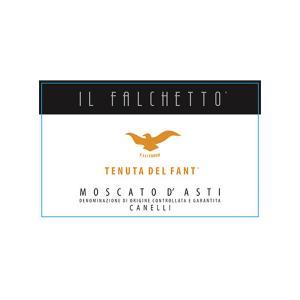 Il Falchetto Tenuta del Fant   Moscato d' Asti Canelli DOCG Λευκός Γλυκύς Ημιαφρώδης Moscato (2019) 750ml   Tenuta Il Falchetto