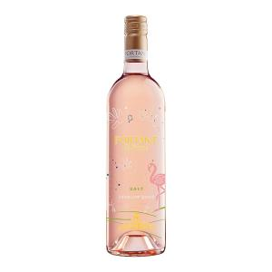 Fortant Merlot Rose | IGP Pays d' Oc Dry Wine (2017) 750ml | Fortant de France