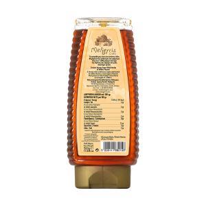 Κρητικό Μέλι Αγριοβοτάνων και Ασπρόθυμου Squeeze 500g  | Φυσικό Ελληνικό Άθερμο | Μελίγυρις