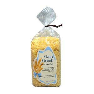 Hylopitaki (Square-Shaped Pasta) with Buffalo Milk 330g | Traditional Greek Pasta | Gaia Greek