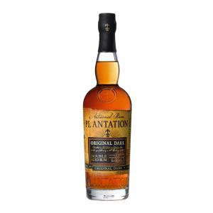Plantation Original Dark Rum 700ml | Blended Rum | Plantation