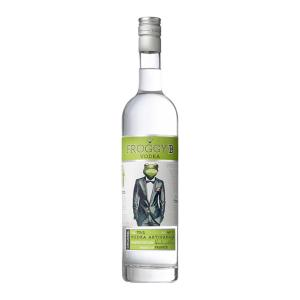Froggy Β Vodka 700ml | French Vodka | Maison Ferrand