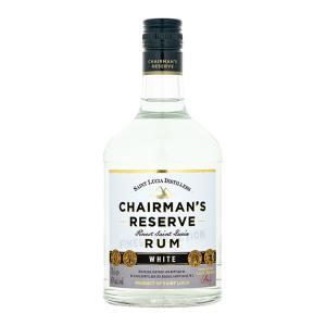 Chairman's Reserve White Label Rum 700ml | Saint Lucia Distillers - Chairman's Reserve