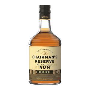 Chairman's Reserve Rum Original 700ml | Saint Lucia Distillers - Chairman's Reserve