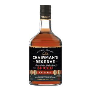 Chairman's Reserve Spiced Rum 700ml | Saint Lucia Distillers - Chairman's Reserve