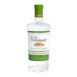 Clement Premiere Canne Agricole Blanc Rum 700ml | French Caribbean Rum | Habitation Clement