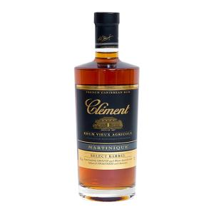 Clement Select Barrel Rum 700ml   French Caribbean Rum   Habitation Clement