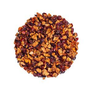 Τσάι AquaExotica 100g | Βιολογικό Μείγμα από Μήλο Ιβίσκο και Τριαντάφυλλο | Kusmi Tea