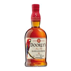 Doorly's 5 Year Old Rum 700ml | Foursquare
