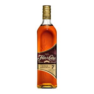 Flor de Cana 7 Year Old Rum Gran Reserva 700ml | Flor de Cana