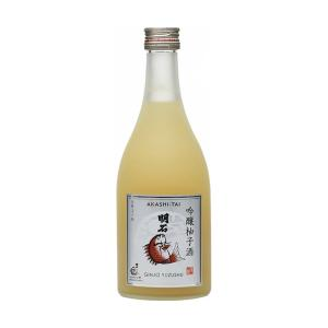 Akashi Tai Ginjo Yuzushu 500ml | Japanese Sake Liqueur | Akashi