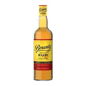Bounty Premium Gold Rum 700ml | Saint Lucia Distillers - Bounty