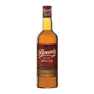 Bounty Spiced Rum 700ml | Saint Lucia Distillers - Bounty