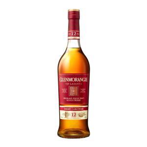 Glenmorangie The Lasanta 12 Year Old 700ml | Highland Single Malt Scotch Whisky | Glenmorangie