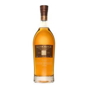 Glenmorangie 18 Year Old 700ml | Highland Single Malt Scotch Whisky | Glenmorangie