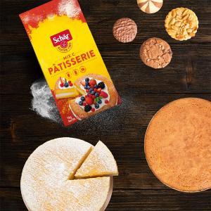 Patisserie Flour Mix C 1kg   Gluten Free Lactose Free   Dr Schar
