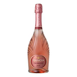 Gancia Prosecco Doc Rose | Sparkling Dry Wine Glera Pinot Noir 750ml | Gancia