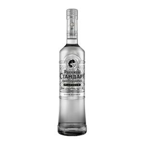 Russian Standard Platinum Vodka 700ml | Premium Russian Vodka | Russian Standard