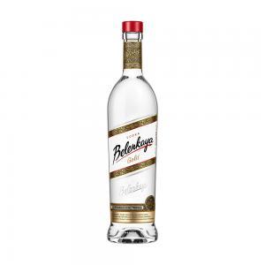 Belenkaya Gold Vodka 700ml | Premium Russian Vodka | Belenkaya